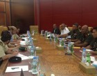 Fiji, UAE Start Defence Talks