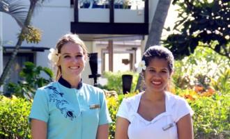 Radisson Blu Picks Two Students