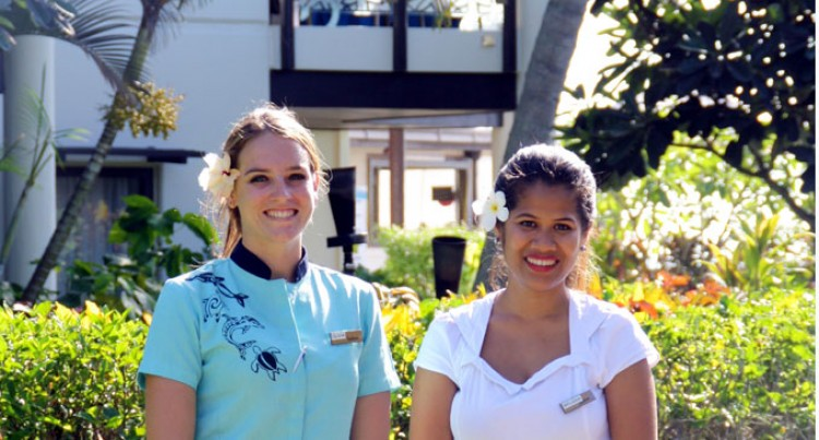 Radisson Blu Picks Two Students