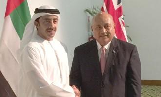 Fiji Builds On UAE Know-how