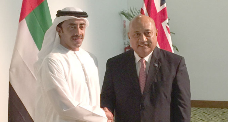 Fiji Builds On UAE Know-how