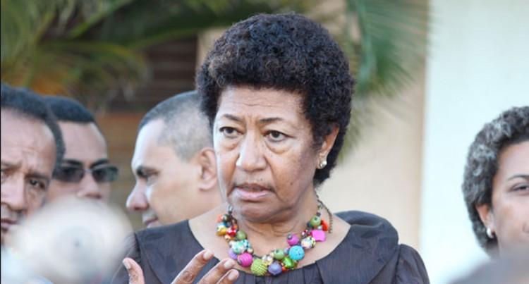 Ro Teimumu Responds To Bainimarama