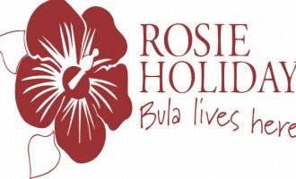 Chamber Praises Rosie Holidays' Efforts