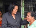 Fire Victims Receive Help
