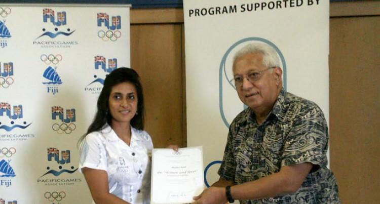 Sports Body Rewards Sharlene