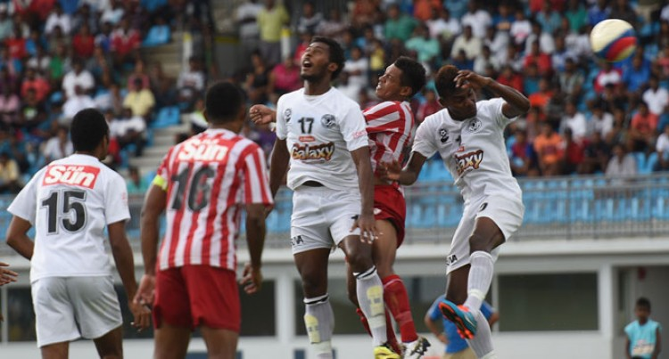 Suva Aims For First Victory