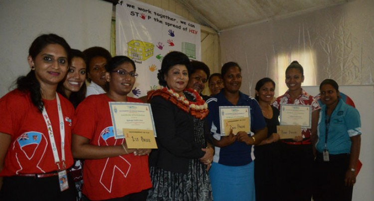 HIV/AIDS Awareness Teams Acknowledged