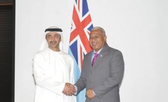 Fijians Will Benefit, Says Sheikh Abdullah