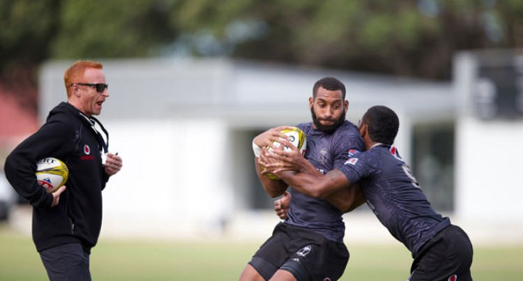 Rugby Waqa: Back Our Men