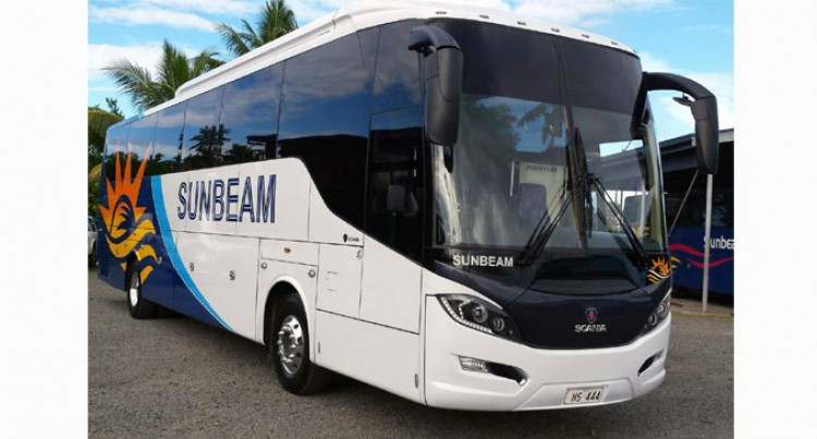 Sunbeam's First Automatic Bus