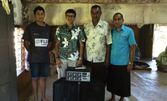 Tappoo Family Blesses Church With Gift