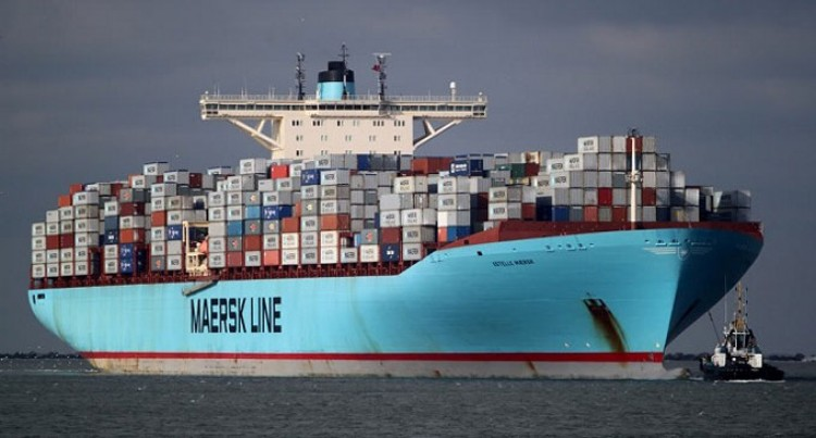 Shipping Services Forecasts Stellar Year