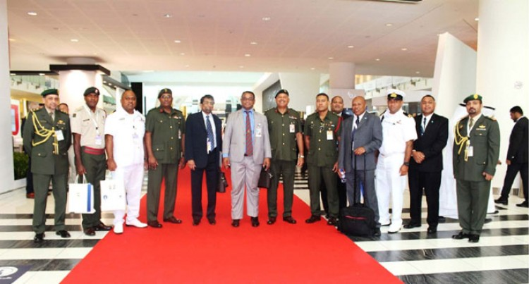 UAE, Fiji's 'Partner In International Spheres'