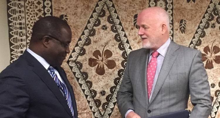 Sierra Leone, Fiji establish Ties