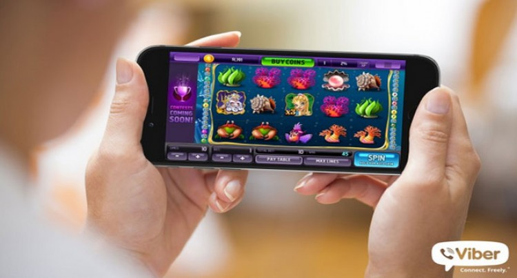 Viber Eases Into Casual Gaming