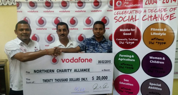 $20,000 Boost For North Youths