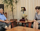 US Envoy Cefkin Meets Bainimarama
