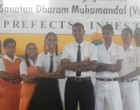 Vunimono High Inducts Leaders