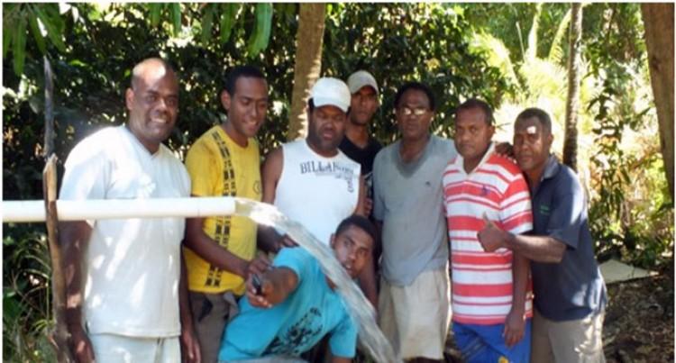 5000 Islanders Get Clean Water