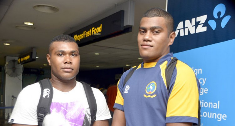 Duo Join Rotorua Boys High