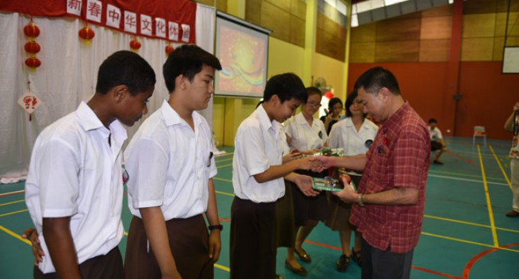 Yat Sen Hosts Culture Day