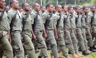 Golan Troops Redeployed