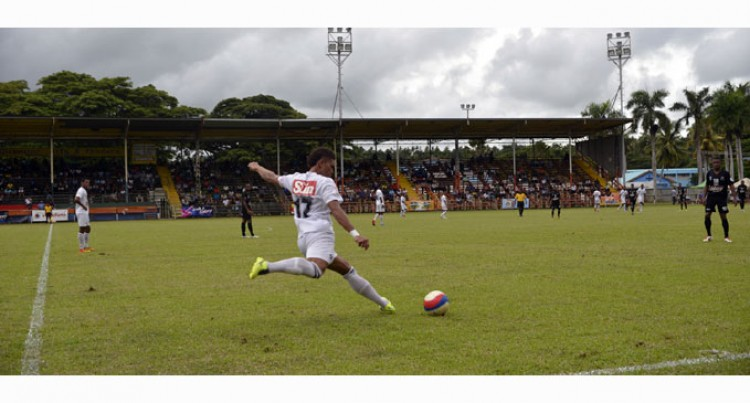 'Ba Draw Is Suva Win'