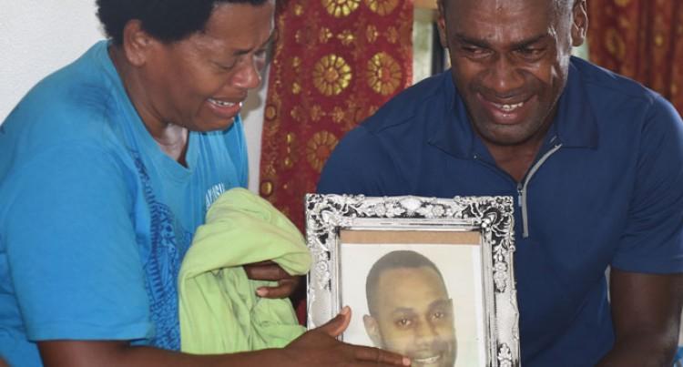 Family Laments Captain's Death
