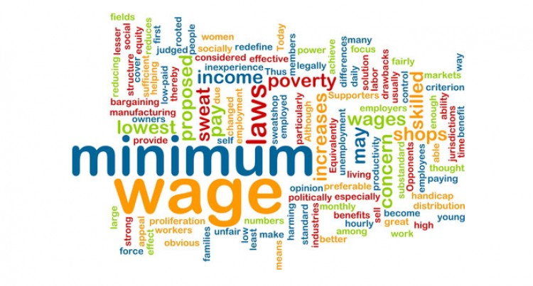 National Minimum Wage Going Up