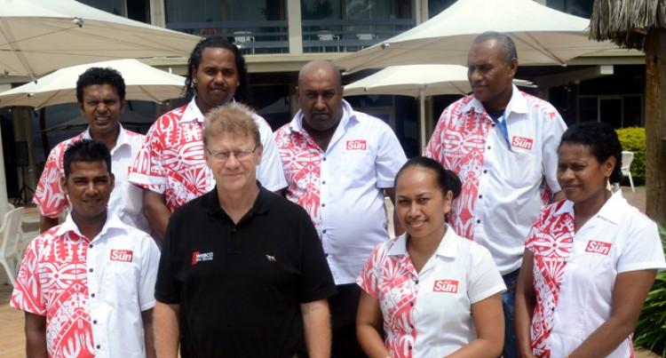 Top NZ Trainer Boosts Fiji Newspaper Printing