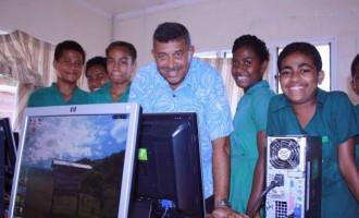 Computers For Sawani Students