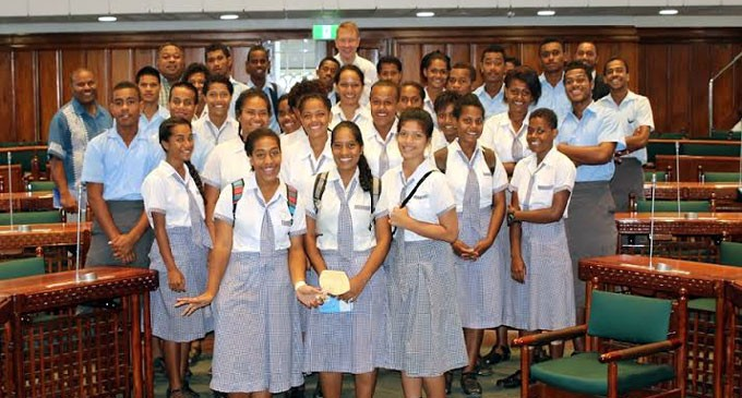 First Local Group Visit Parliament For 2015