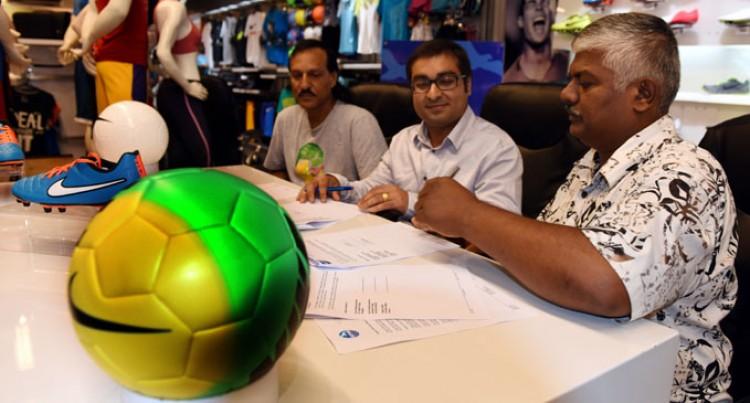  Tappoo Sponsors Suva Football