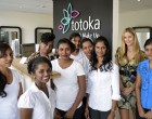 Totoka: Growth In Hair, Make Up Jobs