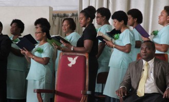 AOG Church Organises Appeal