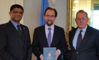 UN Commissioner Commends Fiji