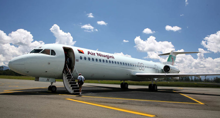 Melanesian Airlines Agreement