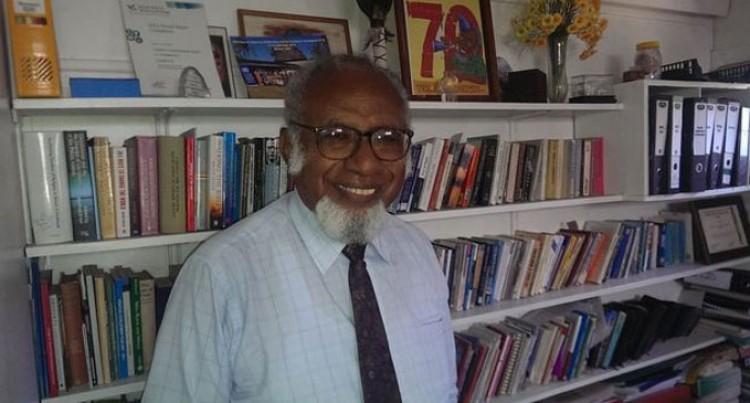 Rev Yabaki Steps Down