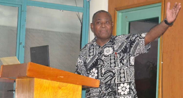 Commissioner Warns On People Converging