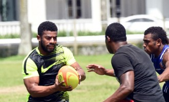 Former Fiji 7s Reps Here