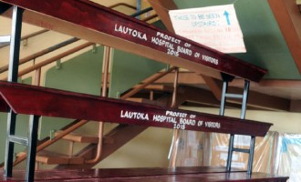 Benches For Lautoka Hospital