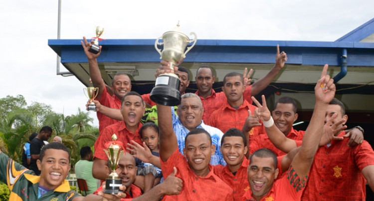Army Retains Title