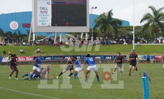 Canada A Takes Samoa A To The Wire