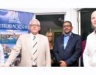 Minister Launches Denarau Mooring Project