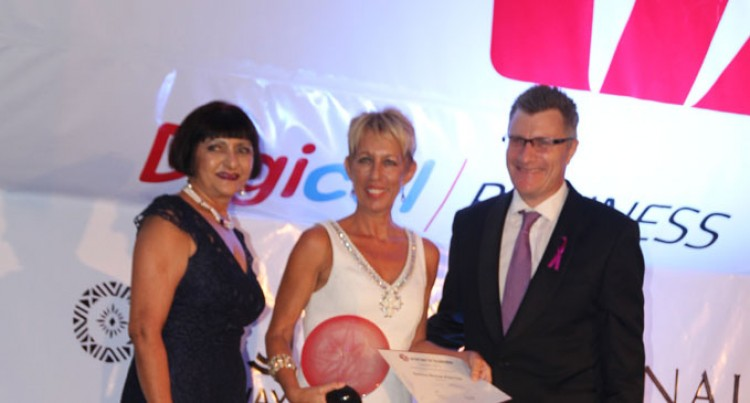 Business Woman Of The Year Award For Beauty And Spa Visionary, Debra Sadranu