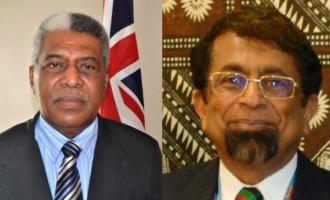 Fijian Diplomats Resign