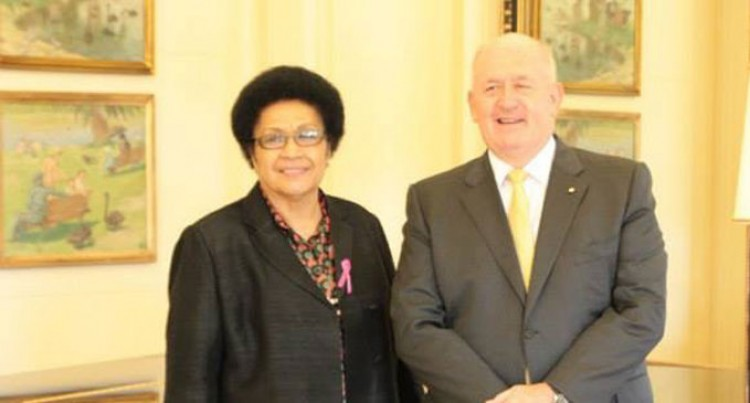 Meeting The Governor-General