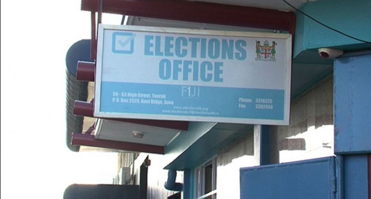 Election Officials Begin Training