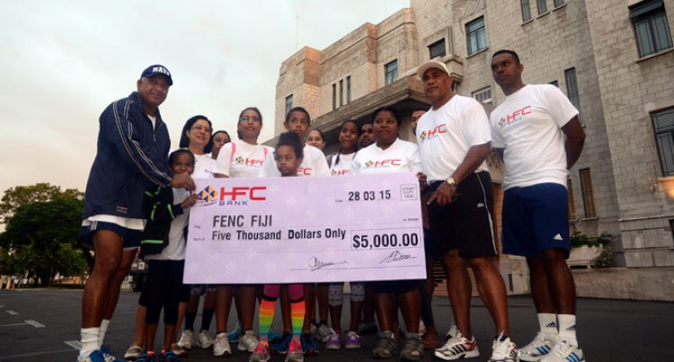 Bank Hands Over $5K For Needy Children