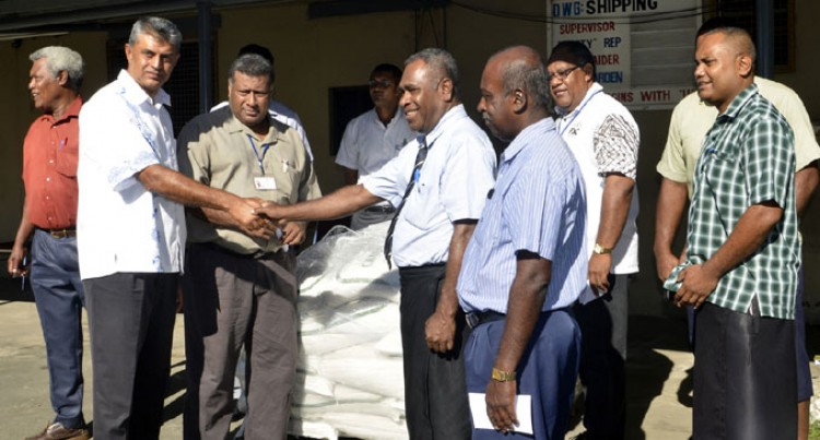 FSC Donates 5 Tonnes Of Sugar